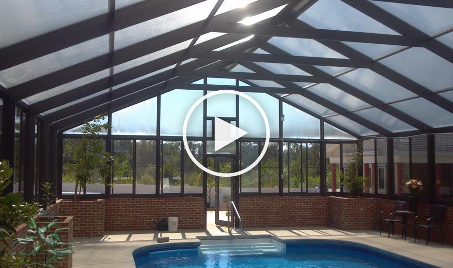 Pool Enclosures By All Custom Aluminum 1 850 524 0162